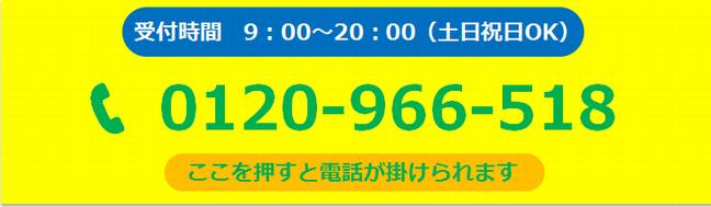 0120-966-518